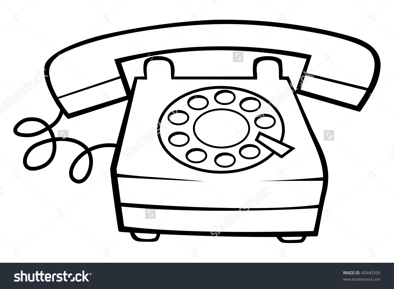 telephone ringing clipart best