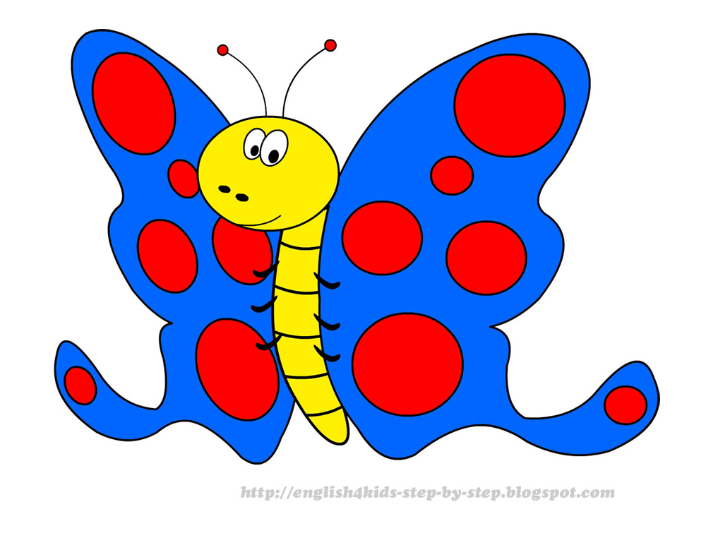 animated butterfly clipart free - photo #7