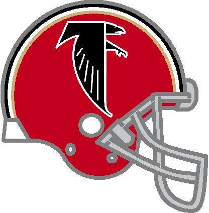 promo code eb2fa 3893c atlanta falcons throwback logo