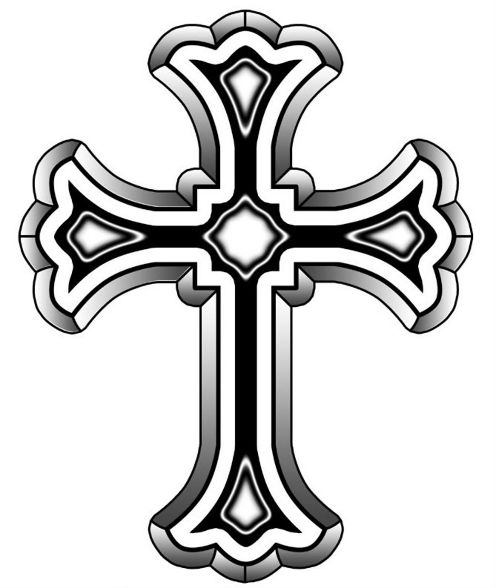 Free Christian Cross Clipart - ClipArt Best