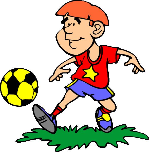 Little Kids Playing Soccer Clip Art - ClipArt Best