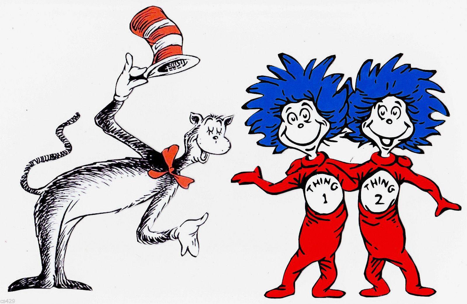 Dr Seuss Clip Art Oh The Places You Ll Go | Clipart Panda ...  |Dr Seuss Clip Art
