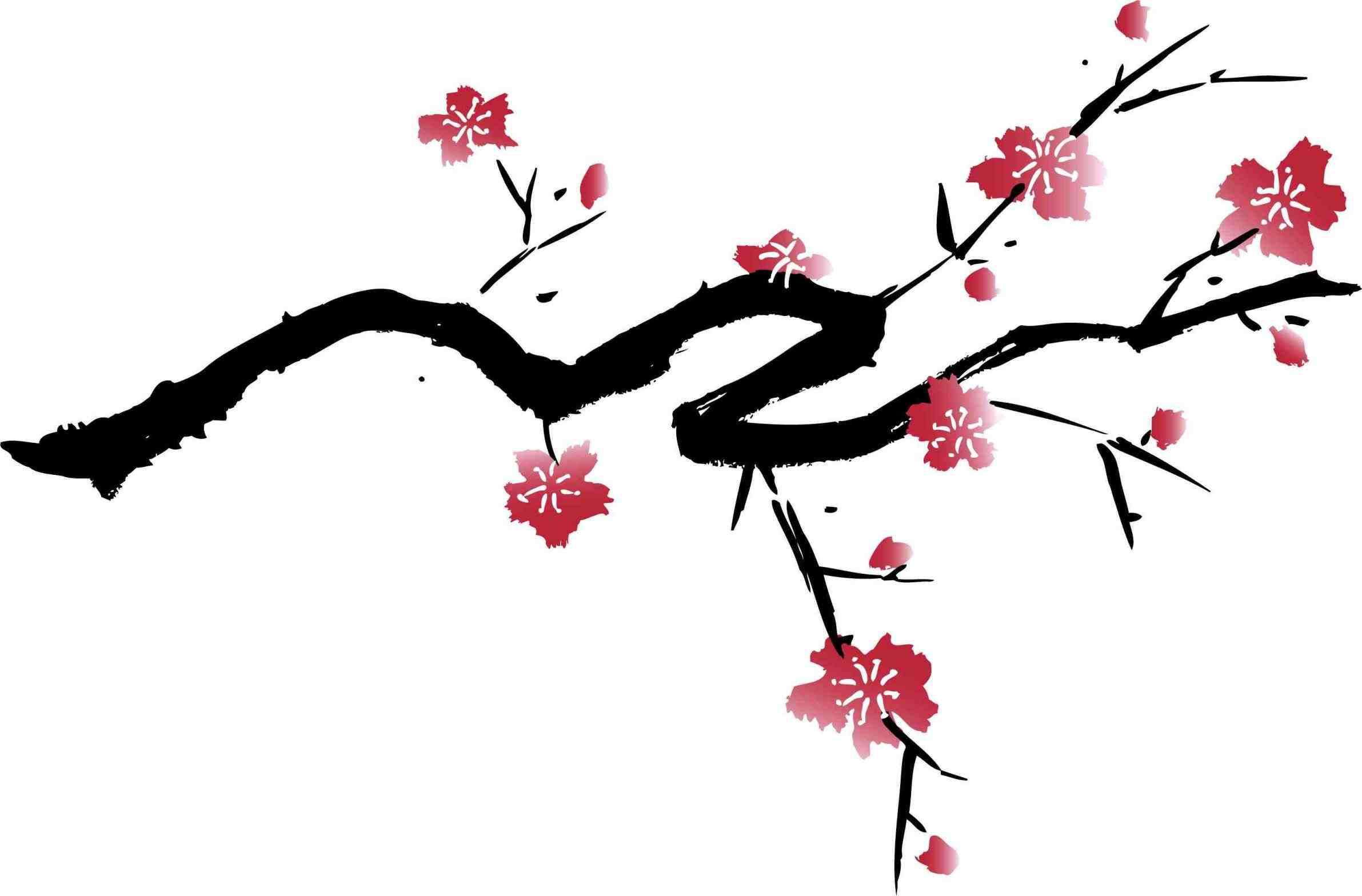Free Cherry Blossom Clip Art - ClipArt Best