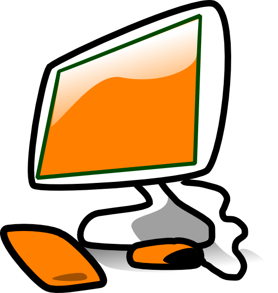 computer user clipart free - photo #4