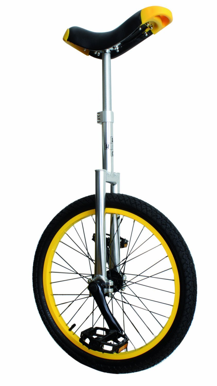 Уницикл из велосипеда