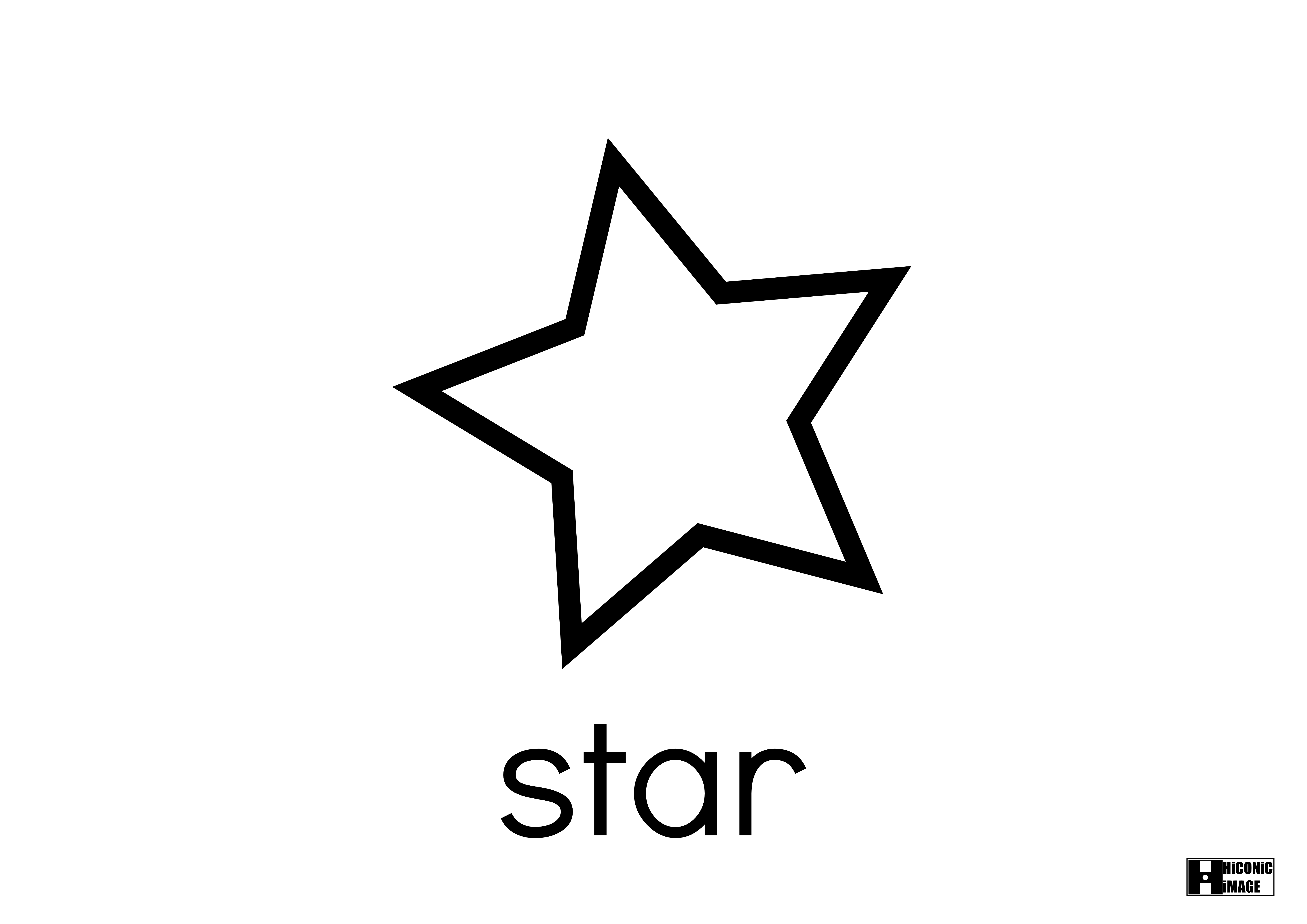 star shaped badge 4 star shaped badge one size 16mm available in a ...