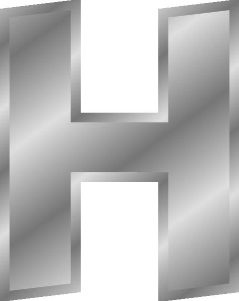 Effect Letters ... H Alphabet Designs