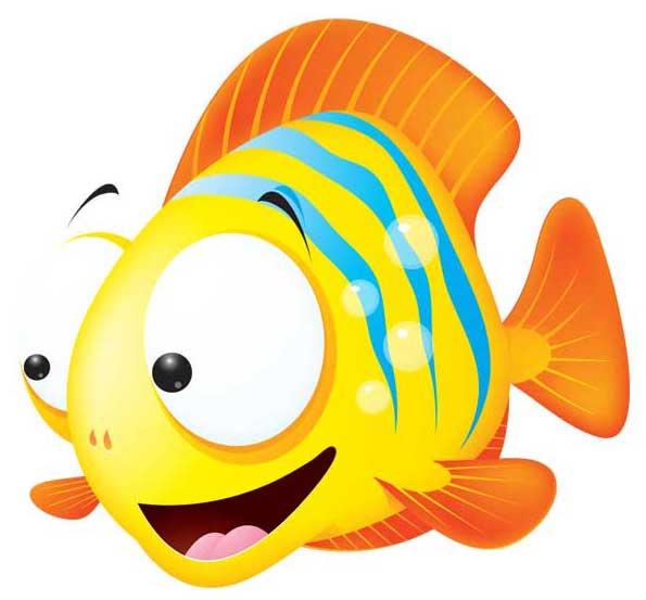 free clip art funny fish - photo #19