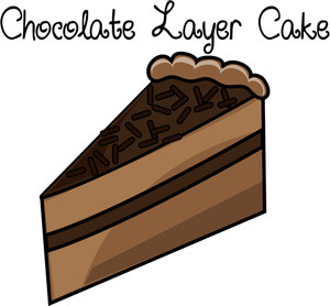Free Clip Art Layer Cake : A Piece Of Cake Clipart - ClipArt Best