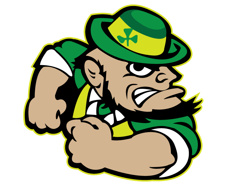 5 Most Offensive Mascots in College Sports |Fighting Irish Leprechaun