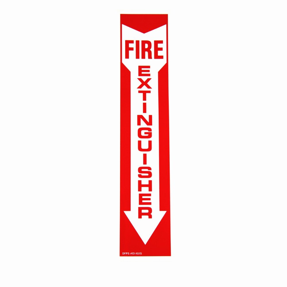 fire extinguisher signs printable clipart best