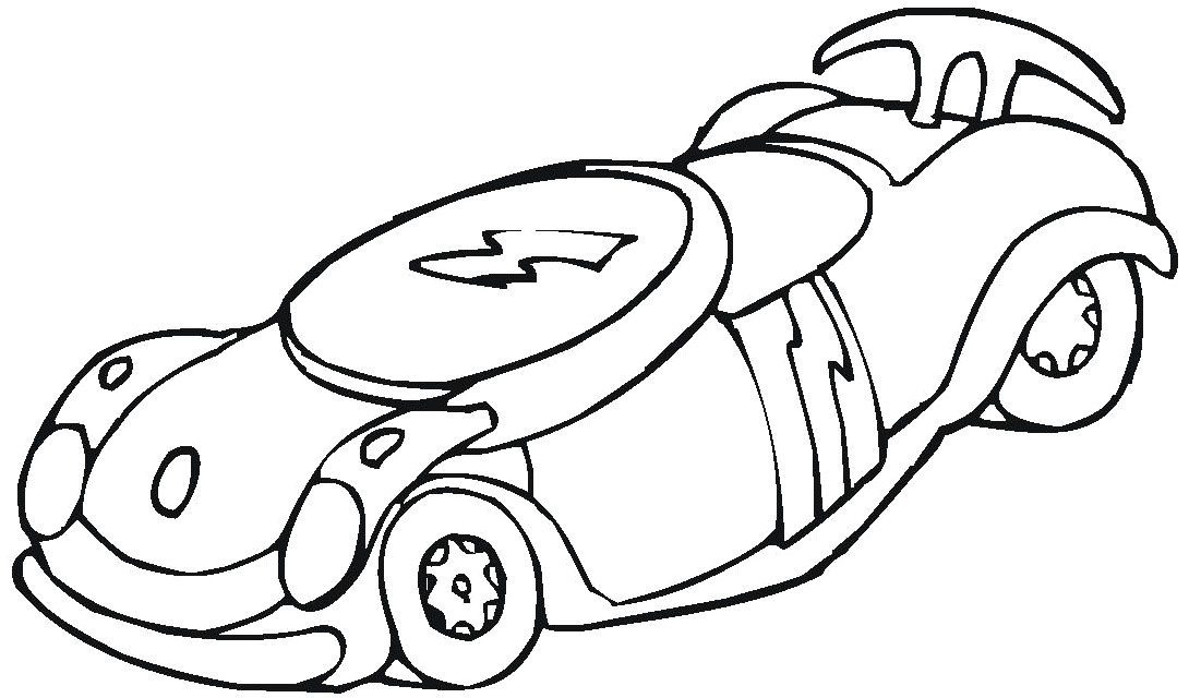 toy cars coloring pages - photo#27