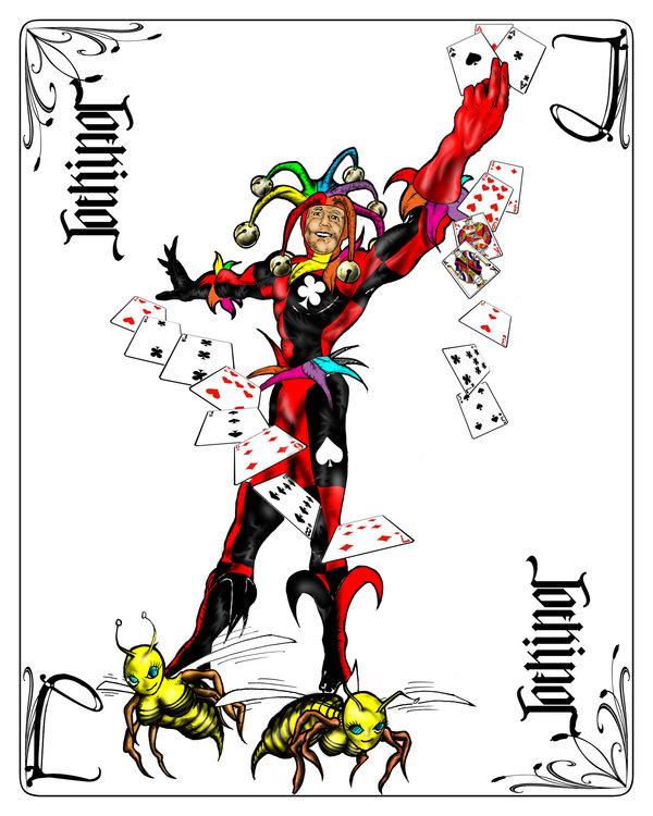 Cool Joker Drawings Joker Card Drawings