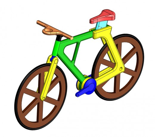 bicycle carton   clipart best