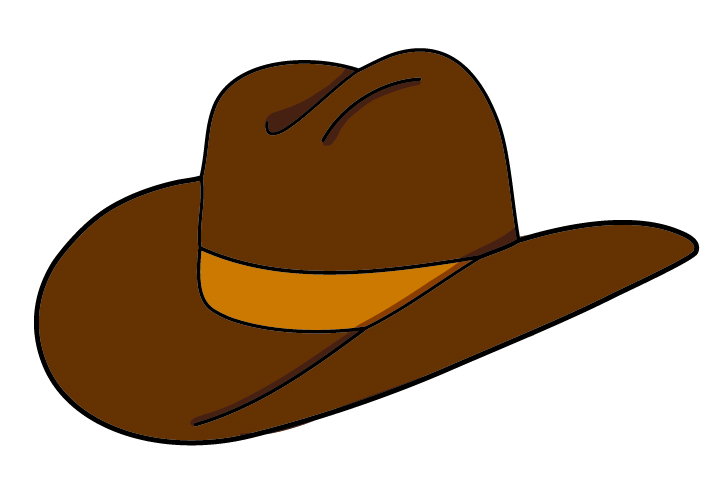 Cowboy Hat Graphics Cowboy Hat Graphic