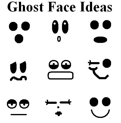 Different Faces Of Ghosts also Halloween Pumpkin Face Stickers furthermore Sugar Skull 4 additionally Easy Boys Costume Ghost besides Spooky Tree Template Plans Diy Free Download Rear Carport House Plans. on scary halloween pumpkins stencils