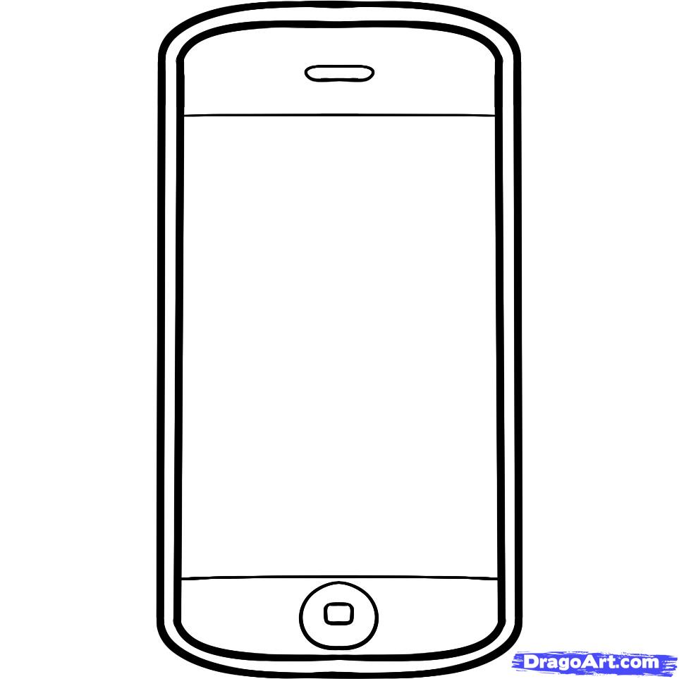 This is a photo of Sizzling Printable Iphone Template