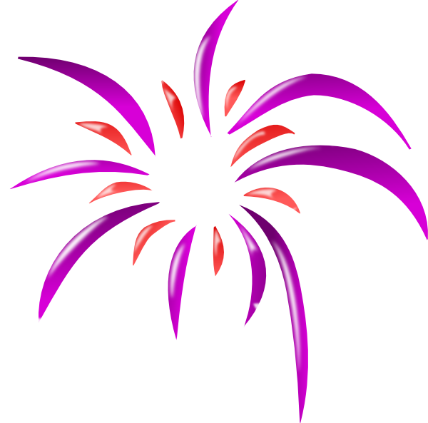 Animated Fireworks Clipart Gif - ClipArt Best