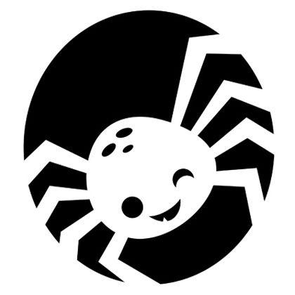 cartoon spider template clipart best pumpkin carving ideas clipart pumpkin carving ideas clipart