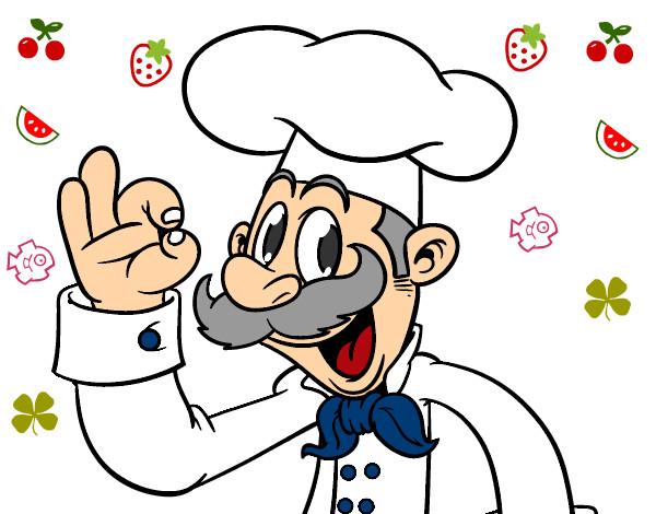 Imagen De Un Chef