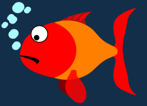 Red Fish Clipart - ClipArt Best