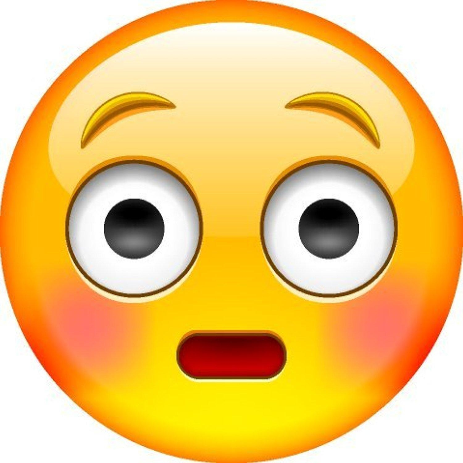 Happy Surprised Smiley Face - ClipArt Best