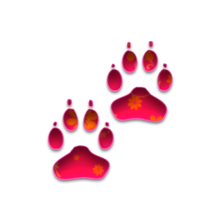 10 red paw print clip art free cliparts that you can download to you ...: www.clipartbest.com/red-paw-print-clip-art