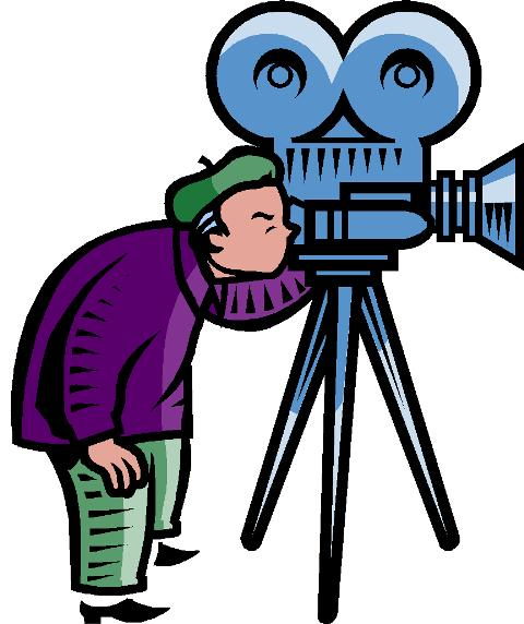 pictures of movie cameras clipart best