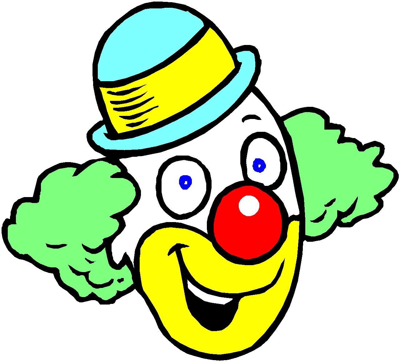Clown Clip Art Free - ClipArt Best - 120.5KB