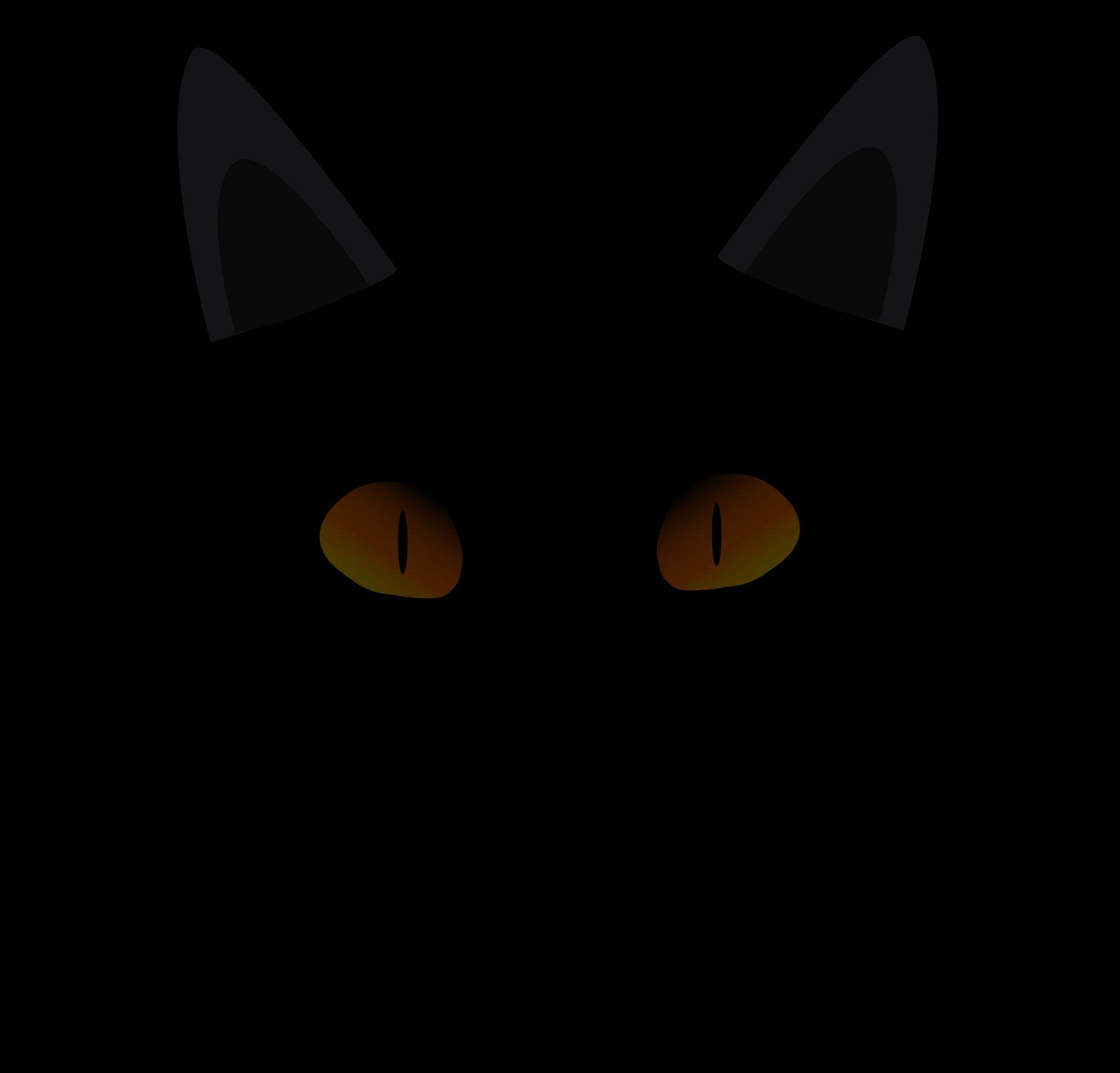 clipart halloween cat-#23