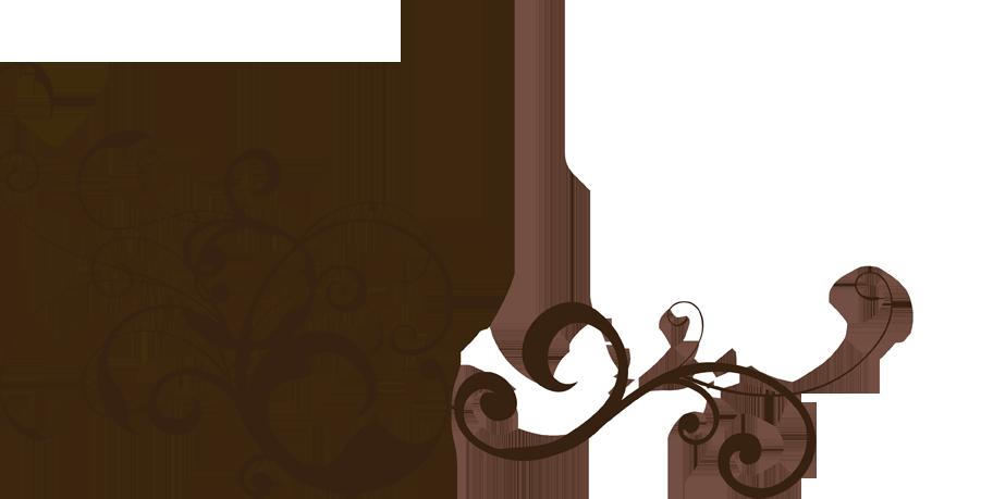 Swirl Art Designs : Corner swirl designs clip art clipart best