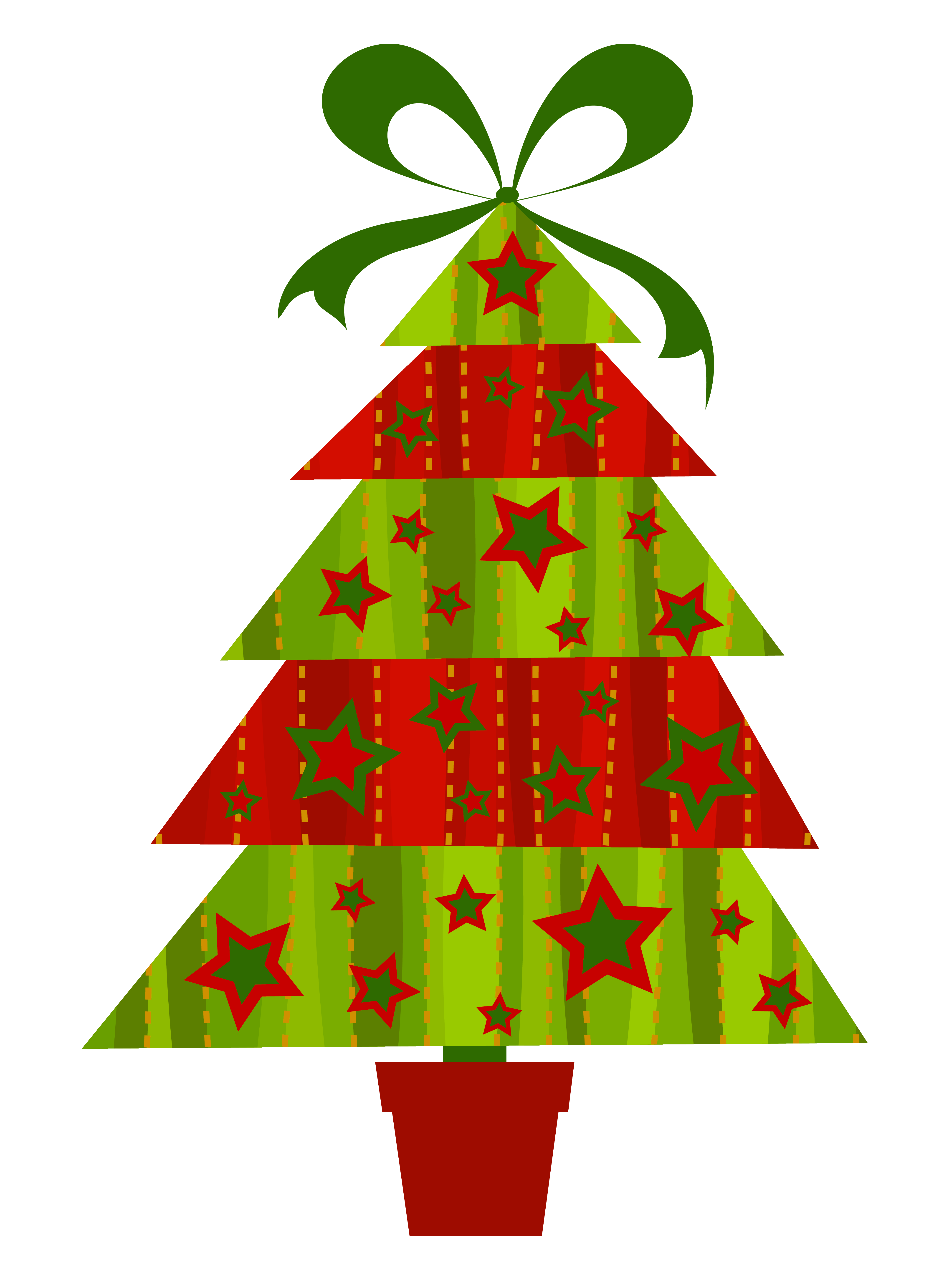 Christmas tree images clip art free clipart best for Christmas images paintings