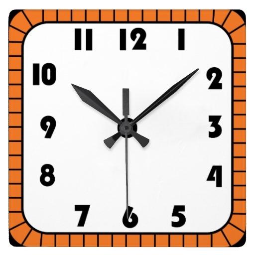funny clock clipart - photo #34