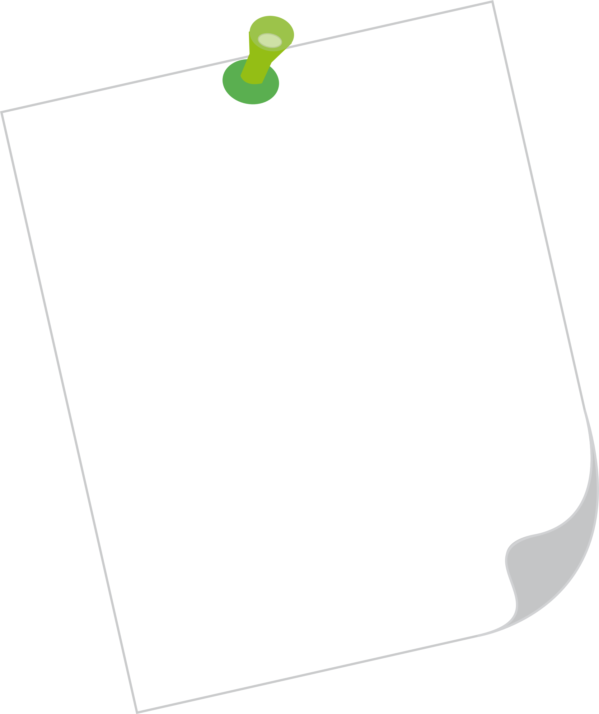 paper notes png clipart best