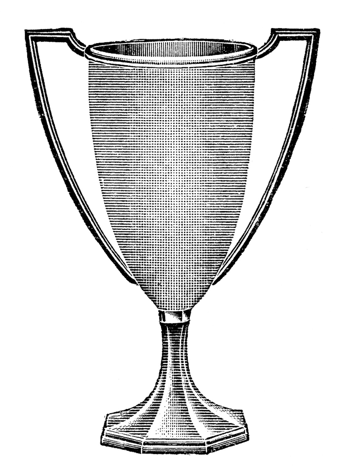 Trophy Black And White - ClipArt Best