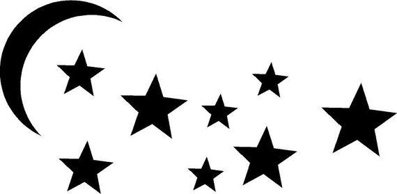 Star Moon Clip Art - ClipArt Best