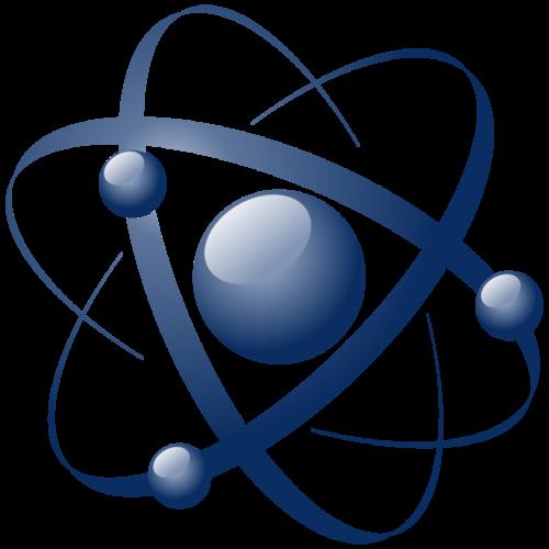 clipart atom - photo #43