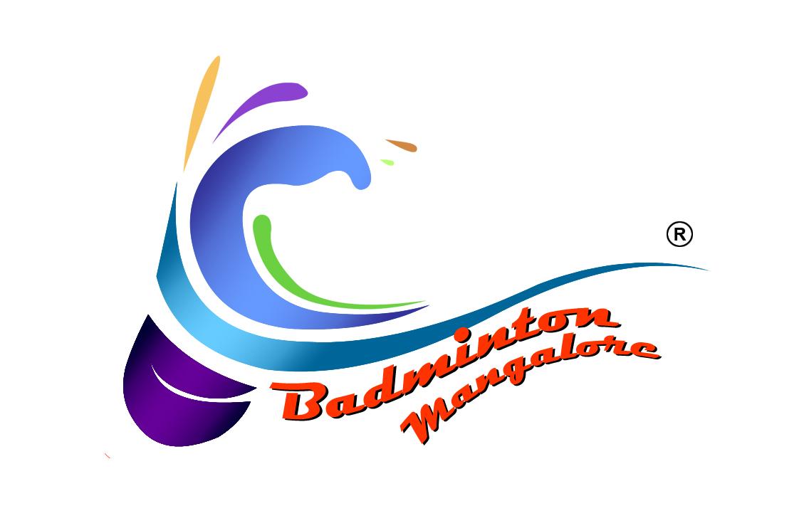 Badminton logo design