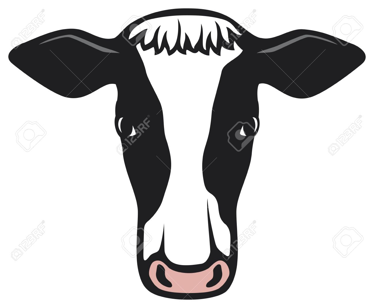 Cartoon Dairy Cows - ClipArt Best