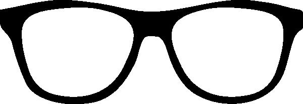 Glasses Frame Outline - ClipArt Best