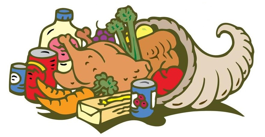 Free clipart images food bank