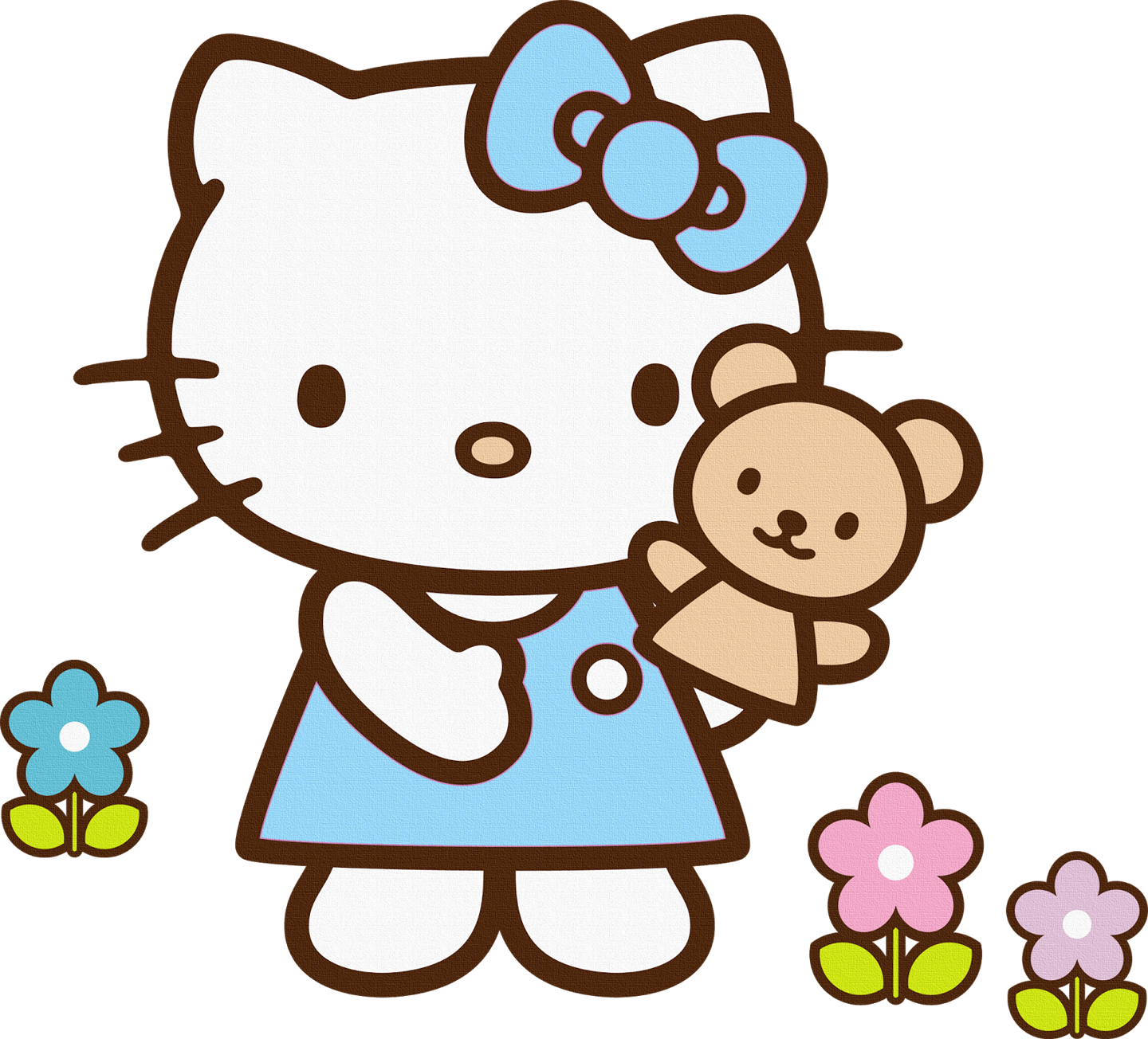 Hello Kitty Birthday Png Transparent - ClipArt Best