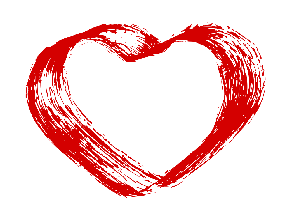 heart vector png clipart best
