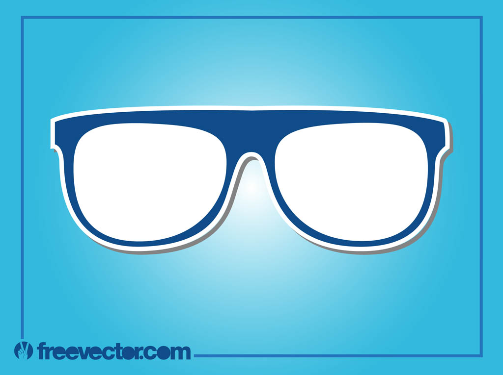 Glasses Frames Vector : Eyewear Vector - ClipArt Best
