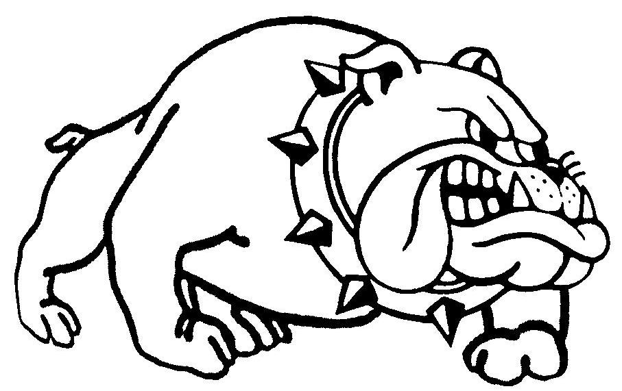 angry dog clip art - photo #36