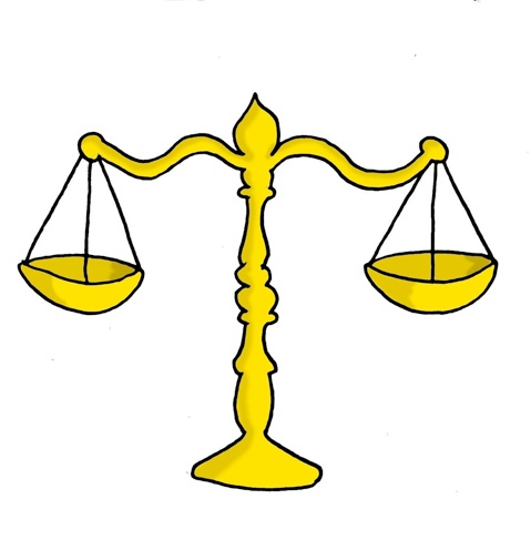 Scales of justice pictures clip art