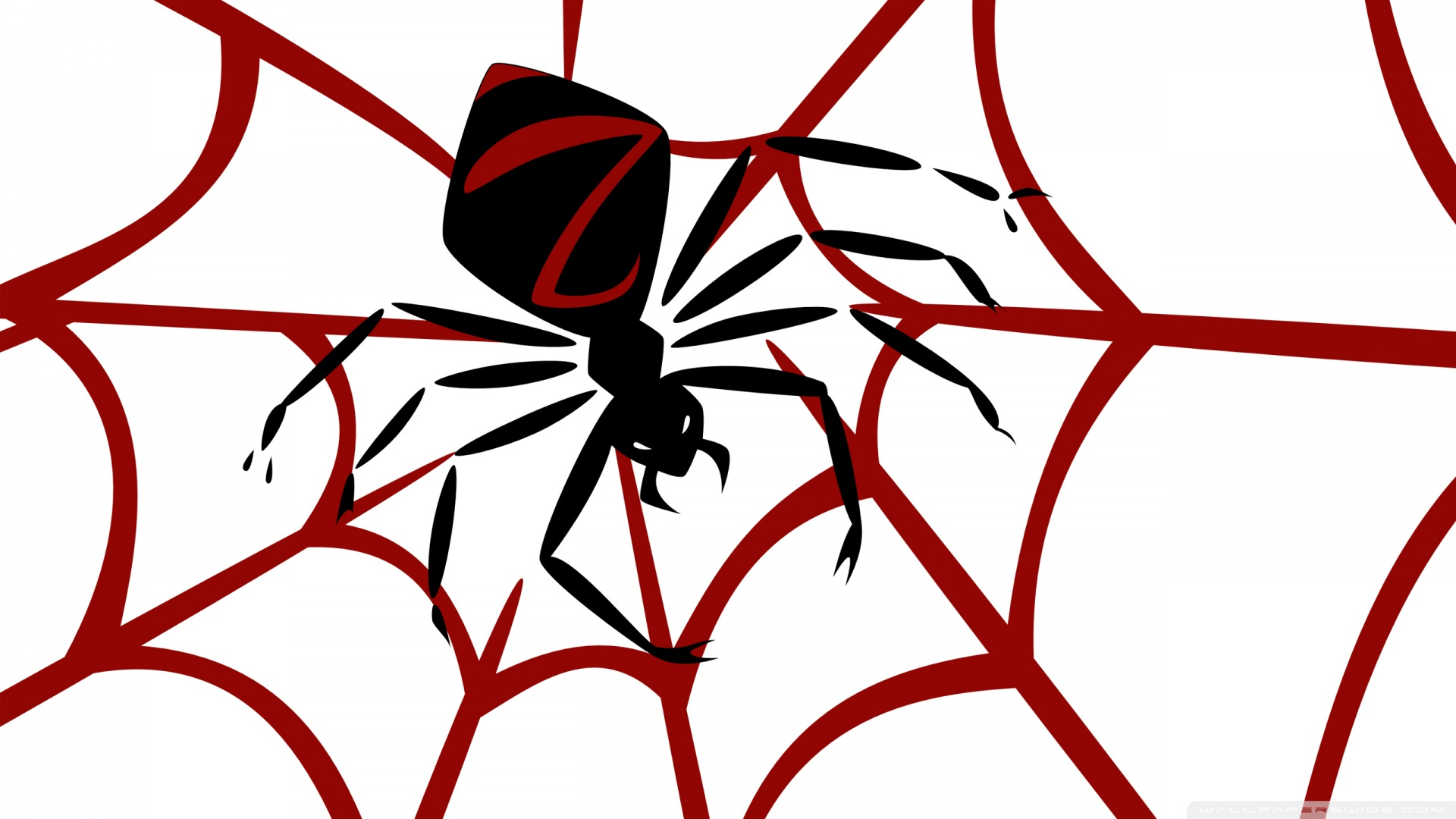 Spiderman Web Vector - ClipArt Best