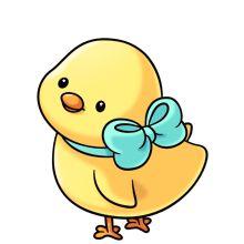 Cute Cartoon Baby Duck - ClipArt Best