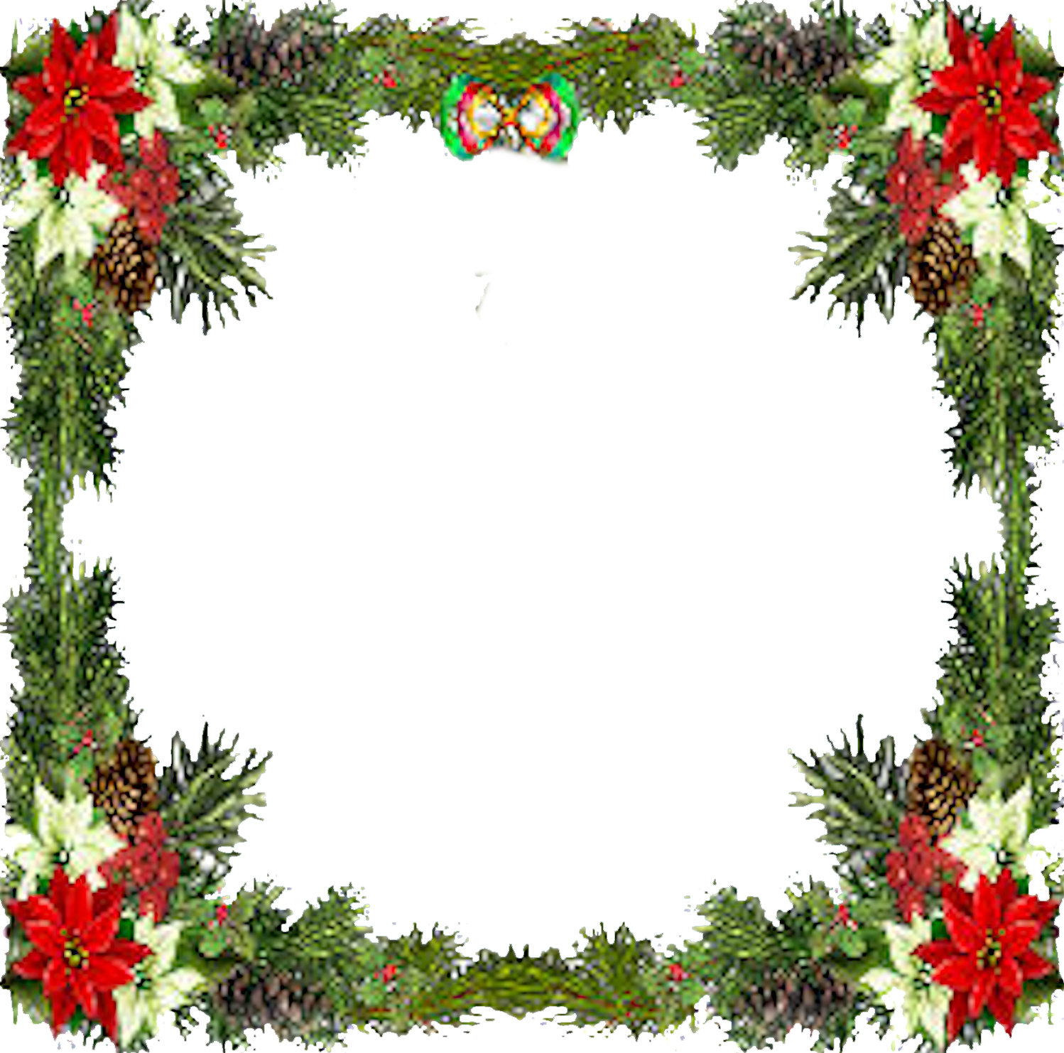 christmas frames and borders png clipart best. Black Bedroom Furniture Sets. Home Design Ideas