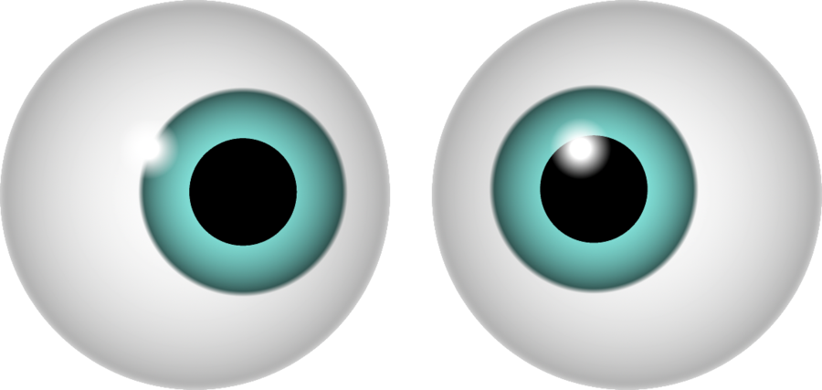 Monster Eyeball Clipart - Free Clipart Images